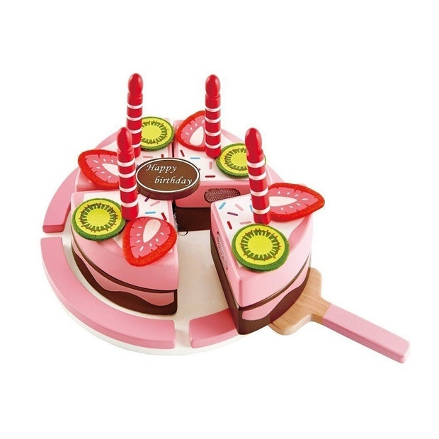 Hape Birthday Cake